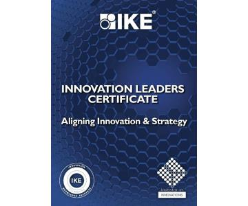 COURSE: INNOVATION AND STRATEGY FOR BUSINESS LEADERS brochure cover